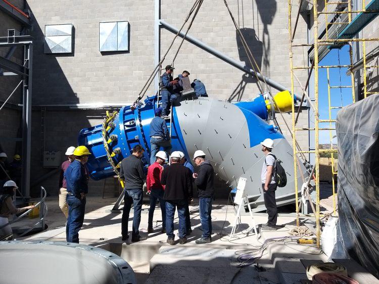 Invest in Mendoza Energy idroelectric renewables