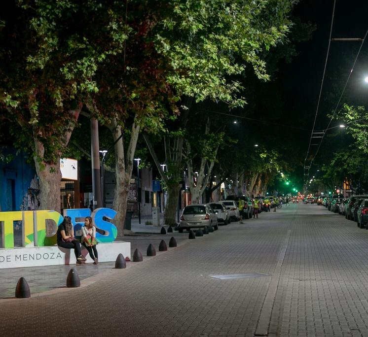 Aristides Villanueva Ciudad de Mendoza