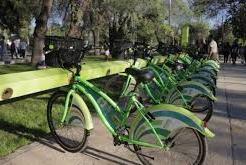 Ciudad sustentable Bicicletas en Mendoza Argentina
