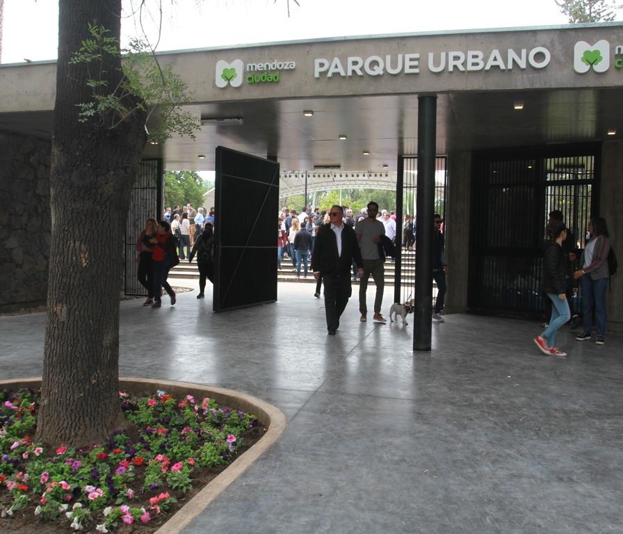 Parqu Ohiggins Mendoza Argentina Invest in Mendoza