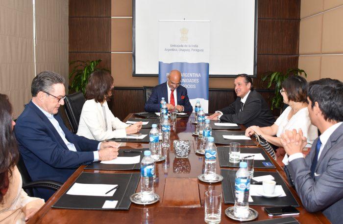 India en Mendoza Comercio exportaciones
