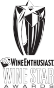 Wine enthusiast wine star awards