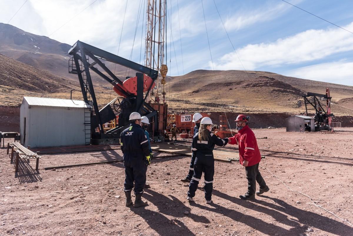 Mendoza petroleo
